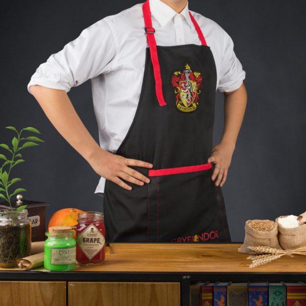 Harry Potter förkläde Gryffindor