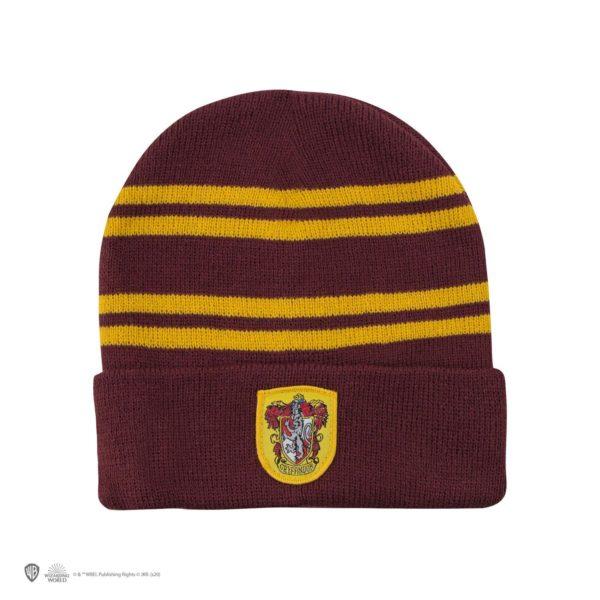 Harry Potter mössa och vantar Gryffindor
