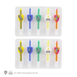 Harry Potter tårtljus 10-pack