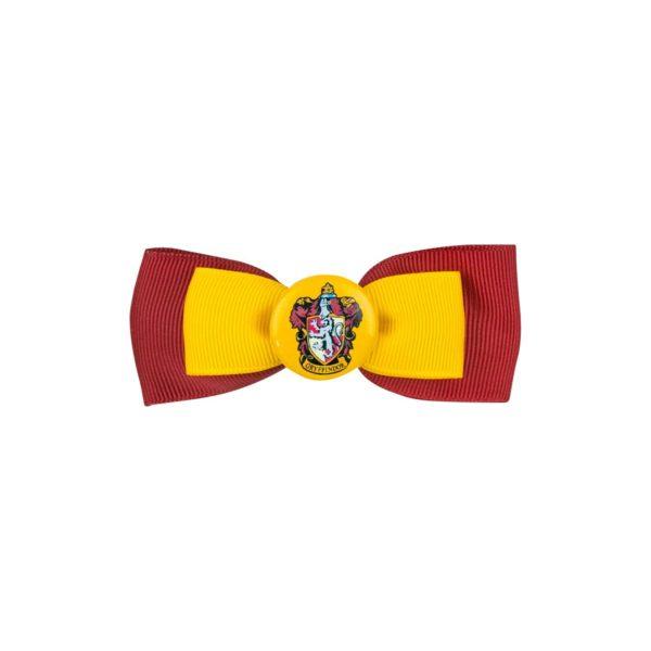 Harry Potter hårband, scrunchy och hårspänne Gryffindor