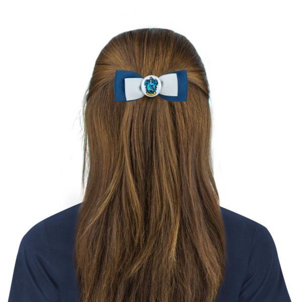 Harry Potter hårband, scrunchy och hårspänne Ravenclaw