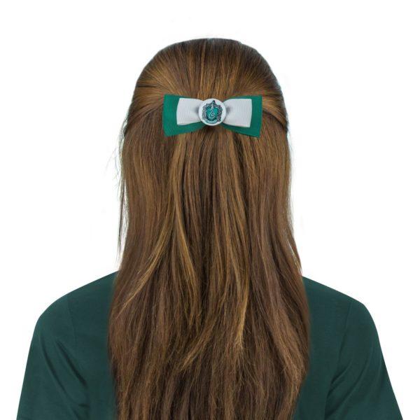 Harry Potter hårband, scrunchy och hårspänne - Slytherin