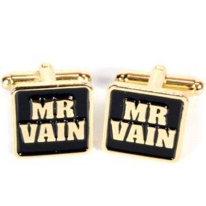Manschettknappar 2-pack - Mr Vain