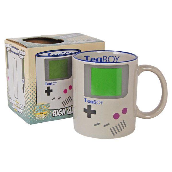 Tea Boy / Spelkonsol Mugg