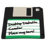 Underlägg 2-pack Retro - Floppy Disc