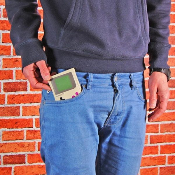 Plånbok Retro Spelkonsol - CashBoy