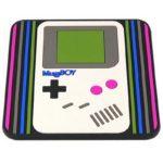 Underlägg 2-pack Retro - Mugboy / Gamer