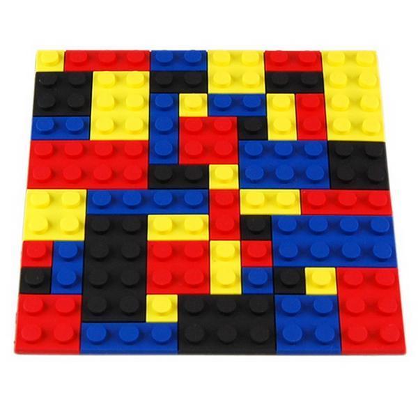 Underlägg 2-pack Retro - Bricks & Blocks