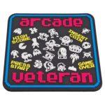 Underlägg 2-pack Retro - Arcade Veteran / Arkadklassiker