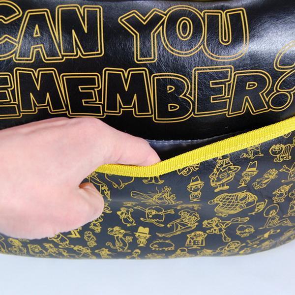 Hanna Barbera Retro Sportbag - Can You Remember?