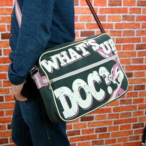 Bugs Bunny What's Up Doc? Retro Sportbag/Väska - Snurre Sprätt