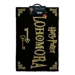 Harry Potter Dörrmatta Alohomora (40x60cm)