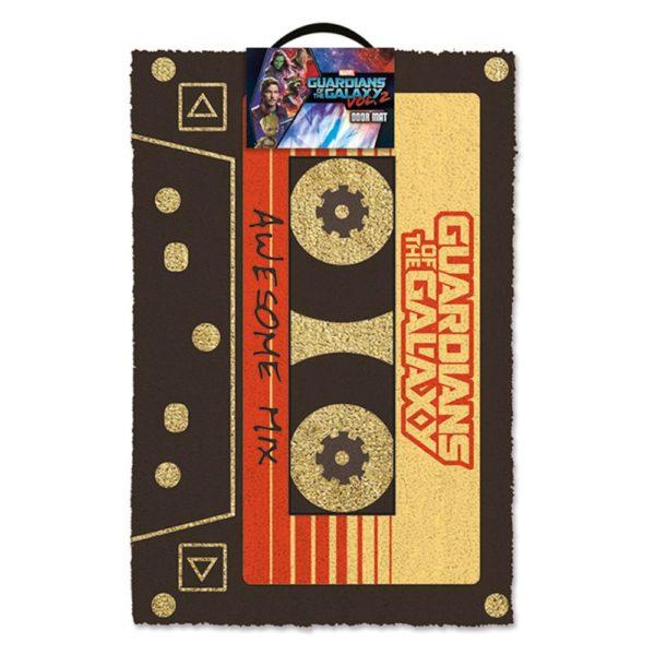 Guardians Of The Galaxy Vol. 2 Dörrmatta Awesome Mix (40x60cm)