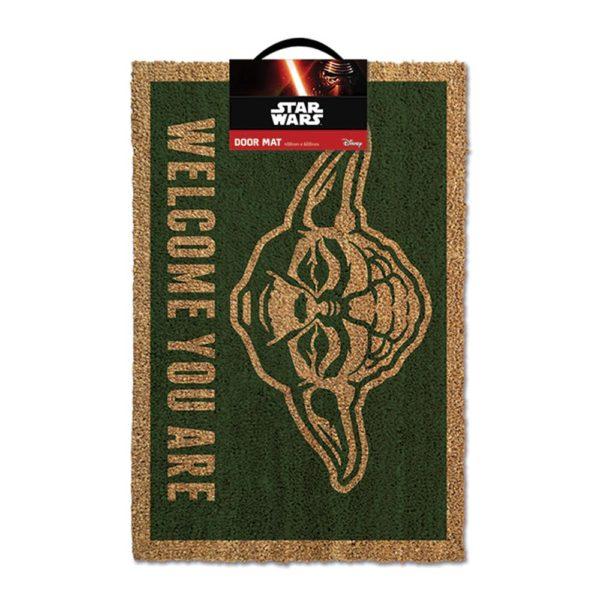Star Wars Dörrmatta Yoda (40x60cm)