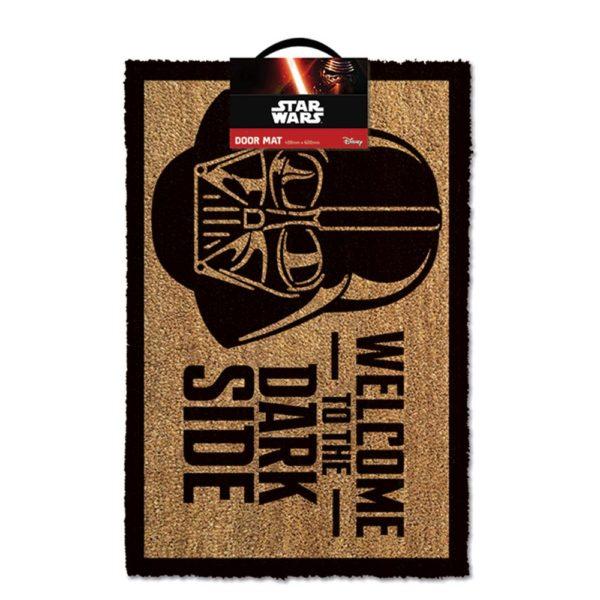 Star Wars Dörrmatta Welcome To The Dark Side (40x60cm)
