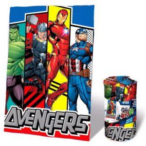 Avengers Fleecefilt Marvel