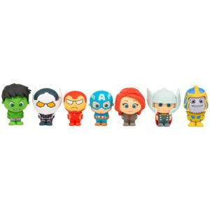 Avengers 3D erasers 7 available to collect