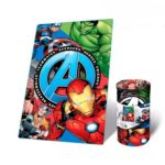 Avengers Fleecfilt Teammates Marvel