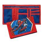 Spidermanplånbok med 7 fickor Marvel