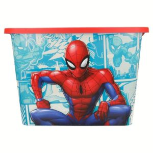 Spiderman förvaringslåda 23L Marvel