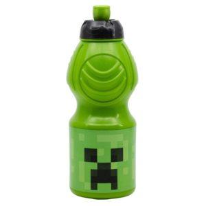 Minecraft Creeper sportflaska 400ml BPA fri Minecraft