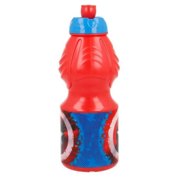 Captain America sportflaska 400ml BPA fri Marvel