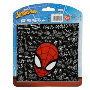 Spiderman återanvändningsbar snacks- och smörgåspåse i tyg BPA fri Marvel