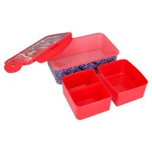 Avengers matlåda med lufttät förslutning och uttagbar innerlåda 1190ml BPA fri Marvel