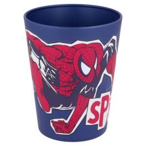Spiderman mugg av PLA 390ml BPA fri Marvel