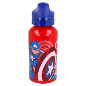 Avengers aluminiumflaska 500ml Marvel