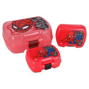 Spiderman 3 lådor BPA fria Marvel