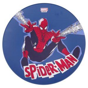 Spiderman tallrik PLA BPA fri Marvel