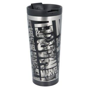 Marvel superhjältar termosmugg av rostfritt stål 425ml Marvel