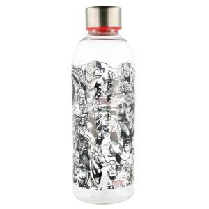 Superhjältar flaska 850ml BPA fri Marvel