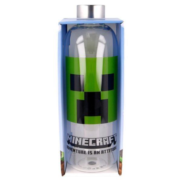 Minecraft Creeper flaska 1030ml BPA fri Minecraft