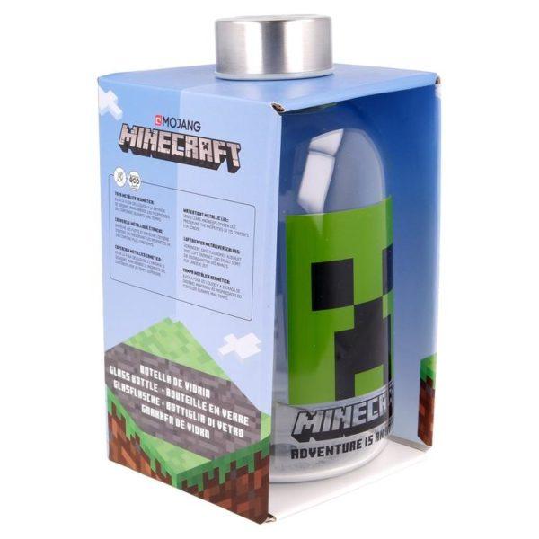 Minecraft Creeper flaska 620ml BPA fri Minecraft