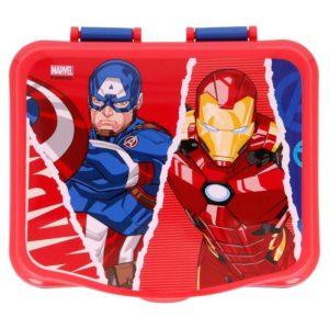 Avengers matlåda med lufttät förslutning 800ml BPA fri Marvel