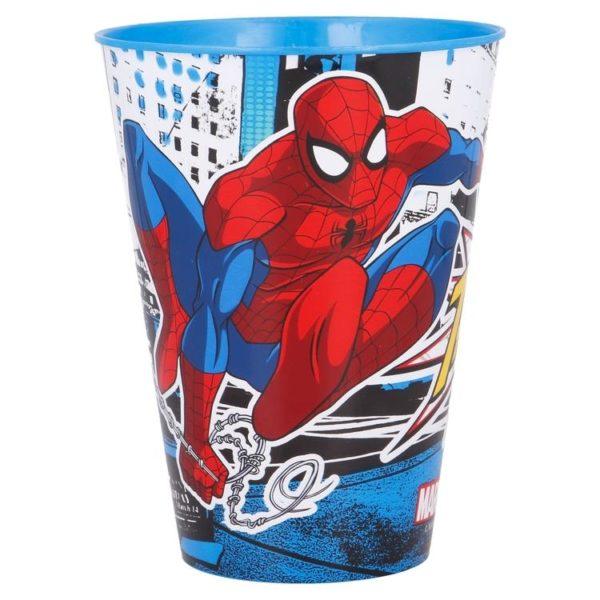 Spiderman stor kalasmugg 430ml BPA fri Marvel