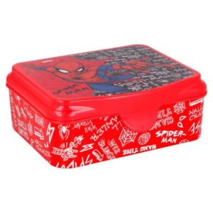 Spiderman matlåda med lufttät förslutning 800ml BPA fri Marvel