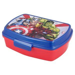 Avengers matlåda BPA fri Marvel