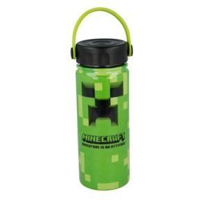 Creeper grön termosflaska av rostfritt stål 530ml Minecraft