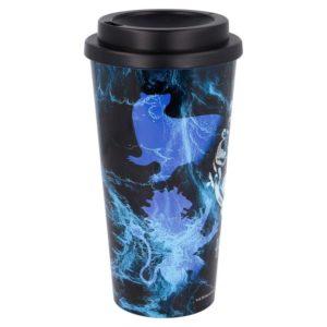 Harry Potter svart och blå mugg 533ml BPA fri Hogwarts
