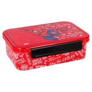 Spiderman matlåda med lufttät förslutning 790ml BPA fri Marvel