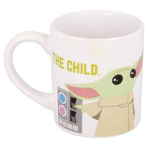 """The Child"" keramikmugg 240ml Mandalorian"