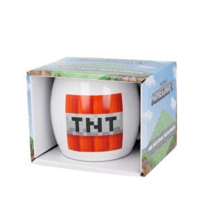 TNT/Creeper glob keramikmugg 380ml Minecraft