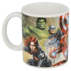 Avengers keramikmugg 325ml Marvel