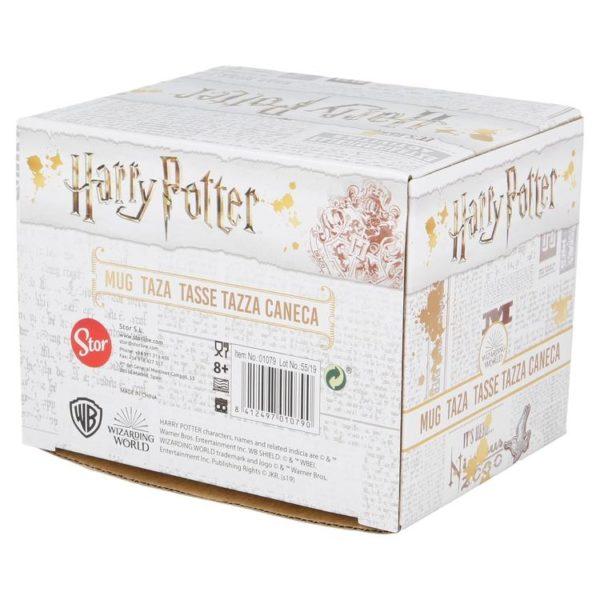 Harry Potter keramikmugg 400ml Gryffindor