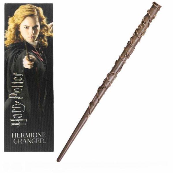 Hermione Granger Trollstav + Bokmärke