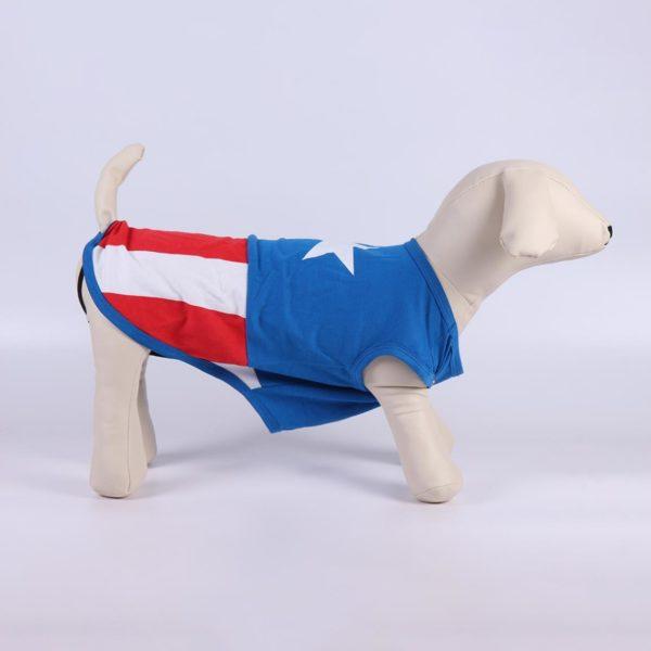 Captain America Hundtröja Tunn Marvel