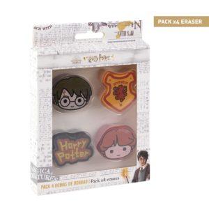 Suddgummi 4st Harry Potter